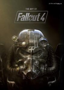 ジ・アート・オブ Fallout 4 Book Cover