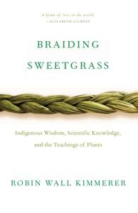 Braiding Sweetgrass Book Cover