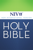 NIV, Holy Bible, eBook Book Cover