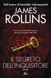 Il segreto dell'inquisitore Libro Cover
