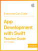 Apple Education - App Development with Swift Teacher Guide artwork