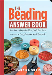 The Beading Answer Book Book Cover