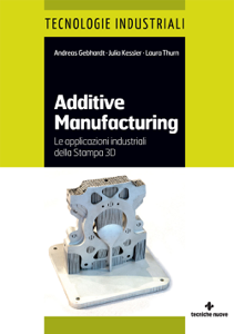 Additive manufacturing Copertina del libro