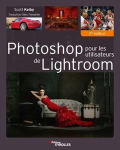 Photoshop pour les utilisateurs de Lightroom La couverture du livre martien