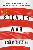 Stealth War Book Cover