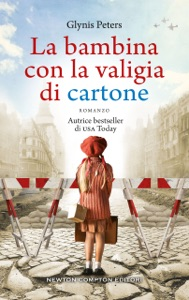 La bambina con la valigia di cartone Book Cover