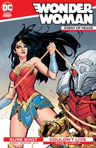 Wonder Woman: Agent of Peace (2020-2020) #5 Book Cover