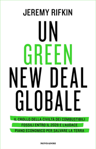Un Green New Deal globale Libro Cover
