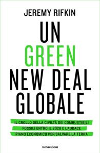 Un Green New Deal globale Libro Cover