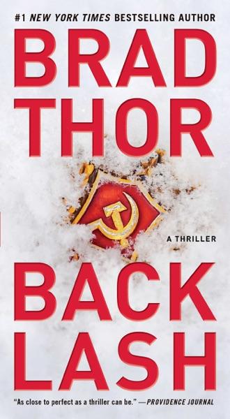 Backlash - Brad Thor book cover