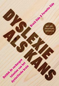 Dyslexie als kans Boekomslag