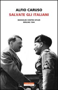 Salvate gli Italiani Copertina del libro