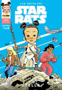 Star Rats 1 Copertina del libro