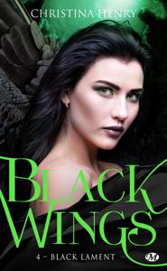 Black Lament La couverture du livre martien