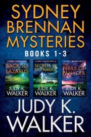 The Sydney Brennan Mystery Series: Books 1-3 - Judy K. Walker by  Judy K. Walker PDF Download