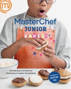 MasterChef Junior Bakes! Book Cover