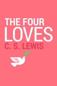 The Four Loves Book Cover