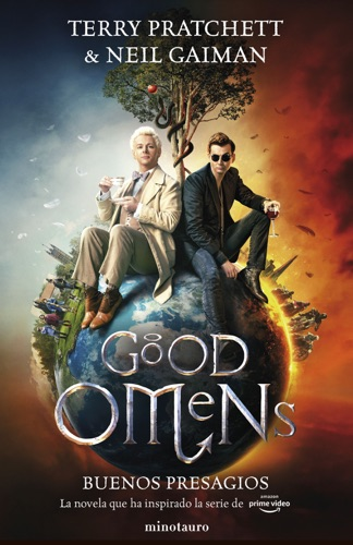 Terry Pratchett & Neil Gaiman - Good Omens (Buenos presagios)
