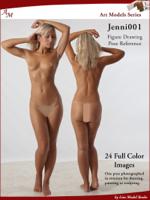 Douglas Johnson - Art Models Jenni001 artwork