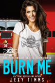 Burn Me Book Cover