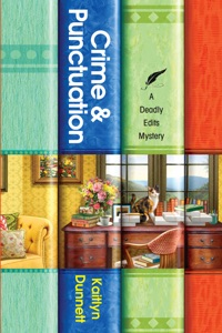 Crime & Punctuation Book Cover