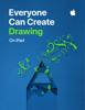 Apple Education - Everyone Can Create Drawing ilustraciГіn