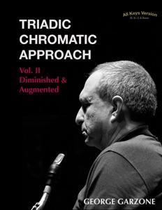 Triadic Chromatic Approach Vol. II de George Garzone Capa de livro