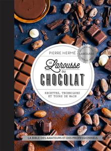 Le Larousse du chocolat La couverture du livre martien