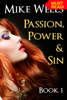 Mike Wells - Passion, Power & Sin: Book 1 artwork