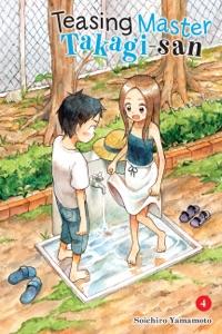 Teasing Master Takagi-san, Vol. 4 Book Cover