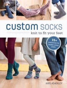 Custom Socks Book Cover