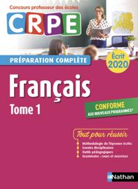 Français - Epreuve écrite 2020 - Tome 1 (CRPE) - (EFL3) - 2019