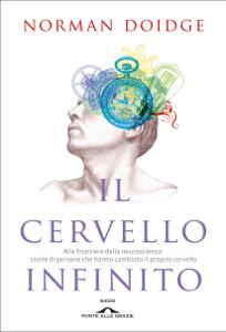 Il cervello infinito Copertina del libro