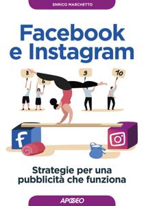 Facebook e Instagram Copertina del libro