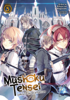 Rifujin na Magonote & Shirotaka - Mushoku Tensei: Jobless Reincarnation (Light Novel) Vol. 5 artwork