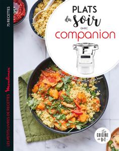 Plats du soir avec Companion La couverture du livre martien