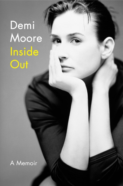 Inside Out - Demi Moore book cover