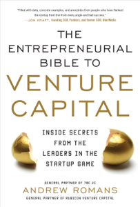 The Entrepreneurial Bible to Venture Capital: Inside Secrets from the Leaders in the Startup Game La couverture du livre martien
