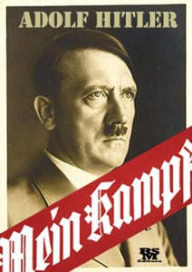 Mein Kampf Book Cover