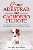 Como Adestrar um Cachorro Filhote Book Cover