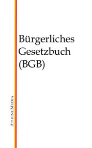 Bürgerliches Gesetzbuch Buch-Cover