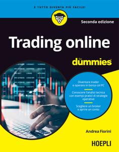 Trading online For Dummies Copertina del libro