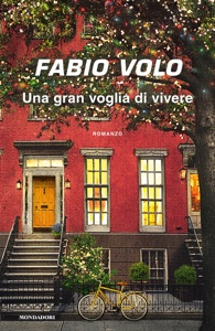 Una gran voglia di vivere di Fabio Volo Copertina del libro