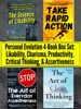 Personal Evolution 4-Book Box Set: Likability, Charisma, Productivity, Critical Thinking, & Assertiveness