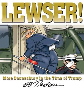 LEWSER! Copertina del libro