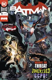 Batman (2016-) #91