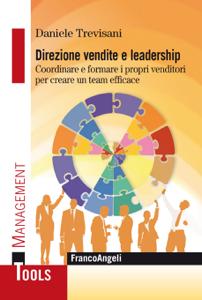 Direzione vendite e leadership Copertina del libro