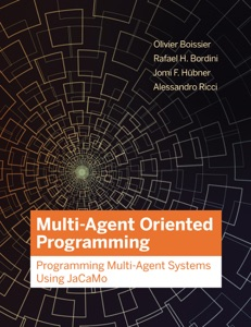 Multi-Agent Oriented Programming Book Cover