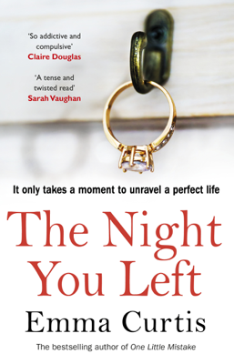 Emma Curtis - The Night You Left book