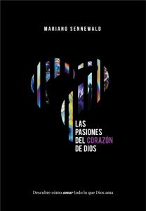 Las Pasiones del Corazón de Dios Book Cover